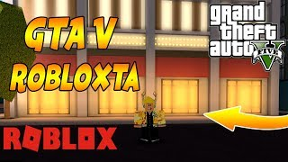 🔪 GTA V ROBLOXTA !! 🔫 / Roblox Moon City / Roblox İzle / FarukTPC