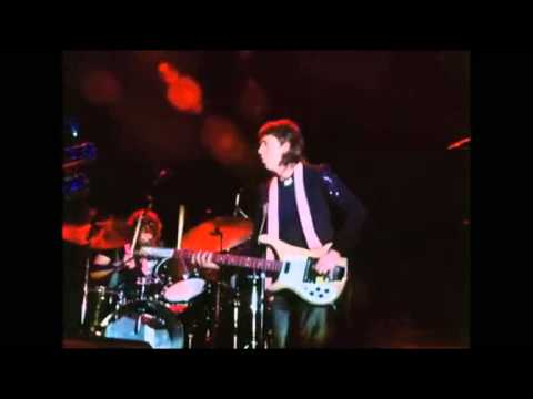 Paul McCartney & Wings - Band On The Run [Live