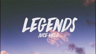 Download Juice WRLD - Legends (Lyrics) Mp3 and Videos