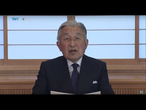 Japan Emperor: Emperor Akihito hints at possible regency, Mayu Yoshida reports