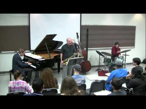 Jazz Transcription Concert - Featuring Music of David Hazeltine