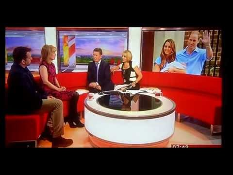 BBC Pushing Lies & Propaganda For The Royal Family