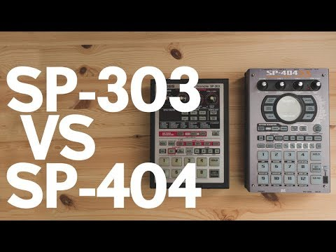 Download SP-303 vs SP-404SX //  Can You Hear The Difference?