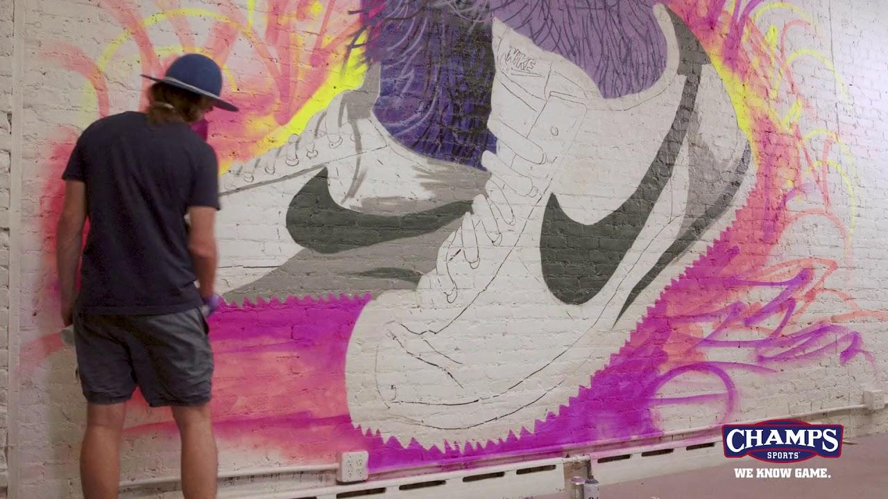 Nike Steez Cortez Con Loco Steez Nike Enfermo Ustrated 30 Youtube 948c87