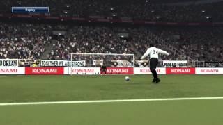 David Ortiz Pro Evolution Soccer #PESgameface comparison and game highlight HD
