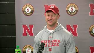 Scott Frost full post game press conference after win over Minnesota