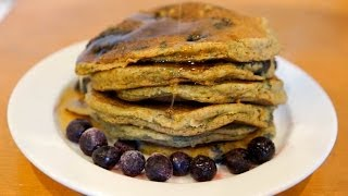 "The Pancake Channel ~ Blueberry ""Brancakes"" Thumbnail"