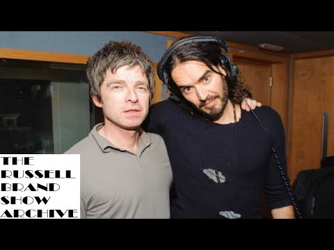 Noel Gallagher Interview #41   The Russell Brand Show