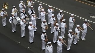 United States Navy Pacific Fleet Band & Marching Units | 66th Annual Aloha Festivals Parade
