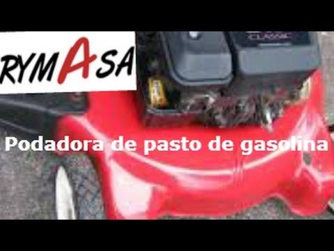 Podadora De Pasto De Gasolina – Podadoras Briggs & Stratton