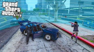 Mod na BATTLE ROYALE w GTA (GTA na modach #7) | COMPLEX CONTROL MOD