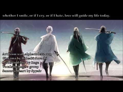 【Rage】 Samurai Heart (Gintama) Full English Fandub