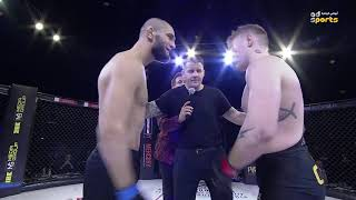 BRAVE CF 20 FREE FIGHT KHAMZAT CHIMAEV VS SIDNEY WHEELE