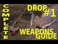 3 NEW UNIQUE WEAPONS In Dying Light NEW Content Drop 1 And How To Get The Bounties To Show For You mp3