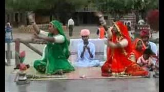 Terah Taal Dance Rajasthan