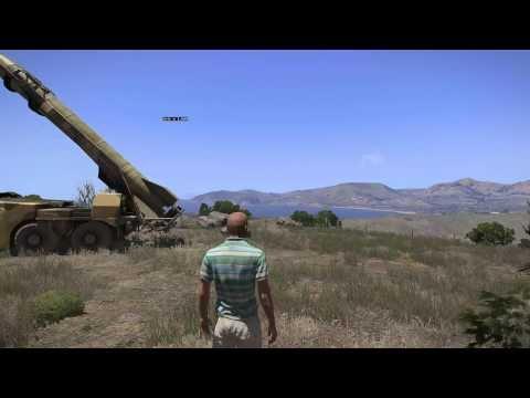 ArmA3  KI fire a scud missile