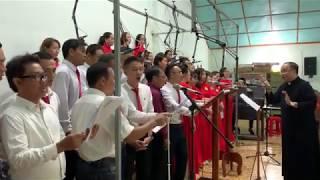 CHÚA TRONG LÒNG CON - Lm Thái Nguyên