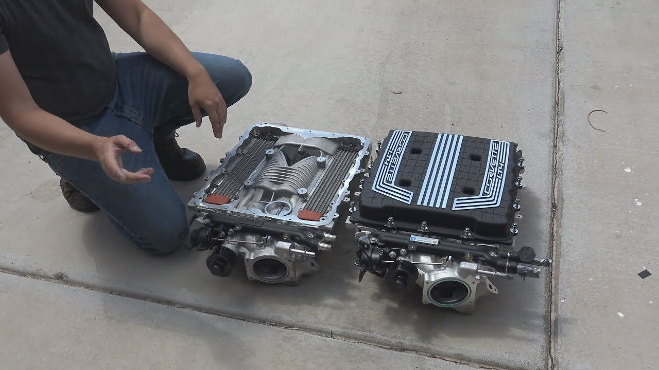 LT4 supercharger differences you need to know! - Vidly xyz