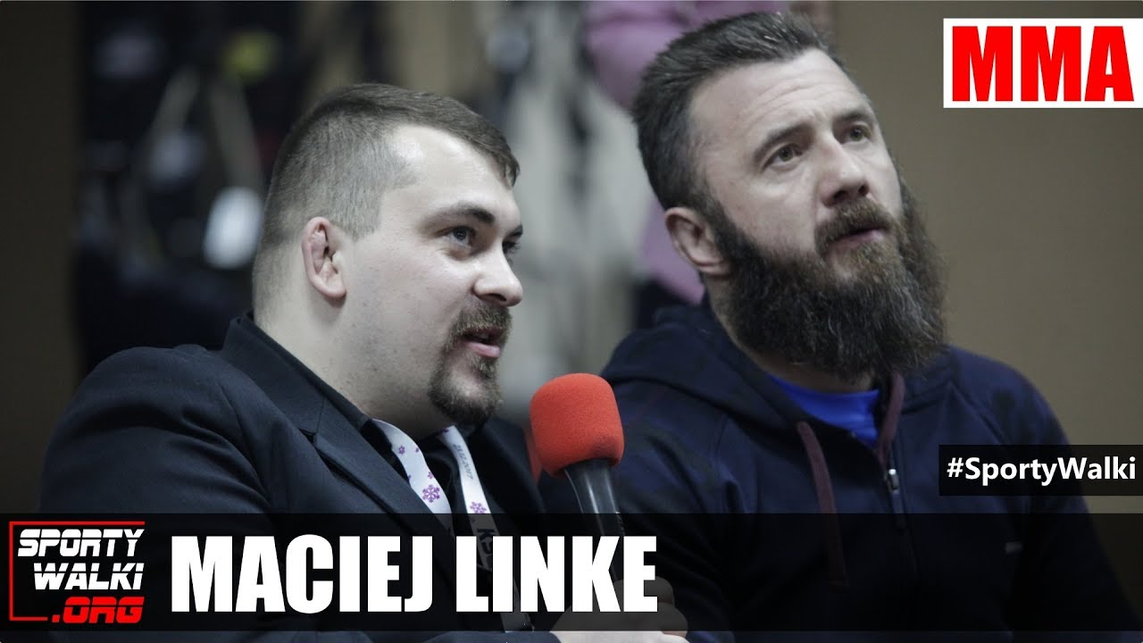 KSW 41: Maciej Linke komentuje walkę Mańkowski-Soldić