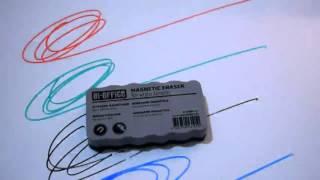 Bi Office AA0105   Borrador magnético ligero, Un borrador magnético por precio contenido