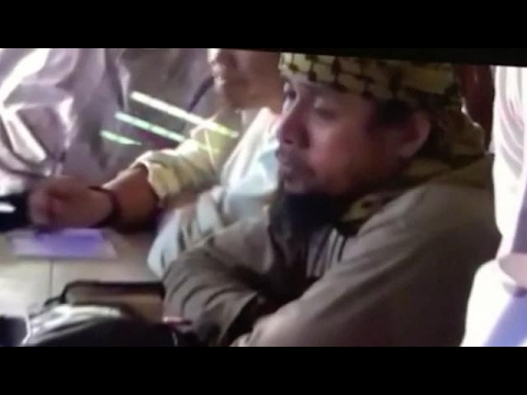 Militant video obtained by the Philippine military and filmed by the Associated Press offers a rare glimpse into the clandestine operations of insurgents who carried out an unprecedented assault on the Philippine city of Marawi, parts of which they still occupy today.