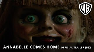 Annabelle Comes Home – Official Trailer (DK)
