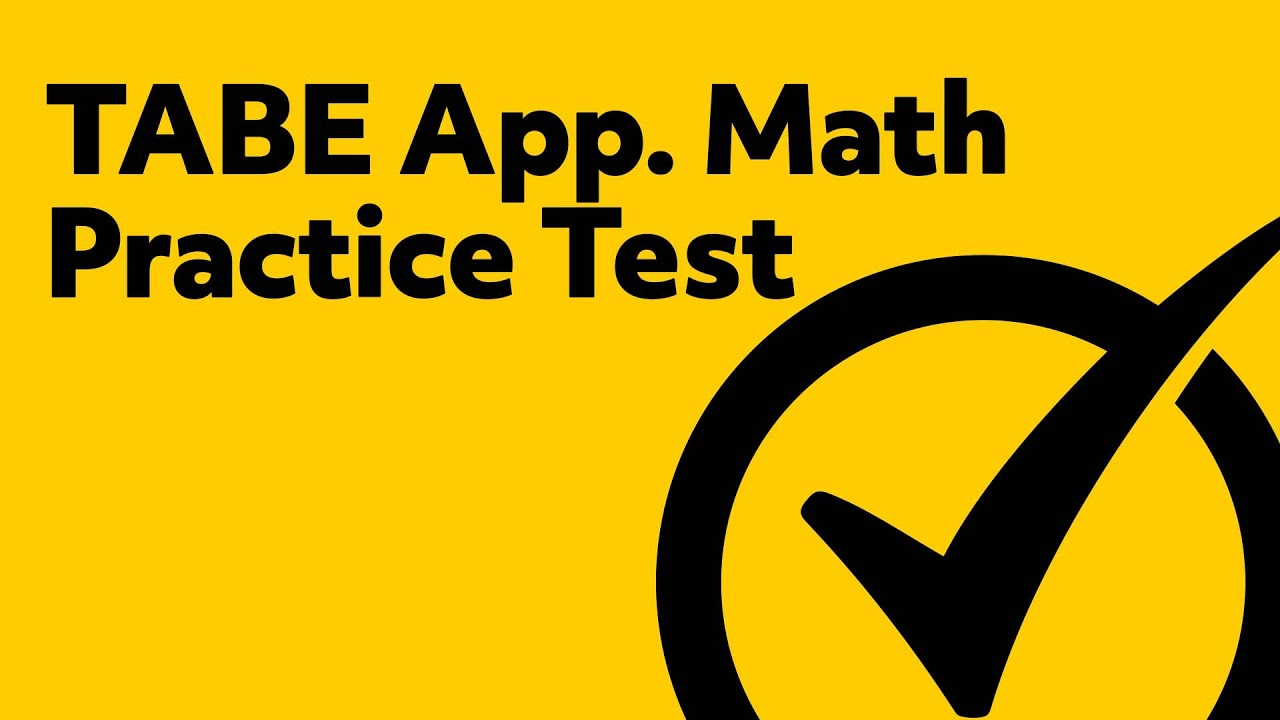 how to pass the tabe test