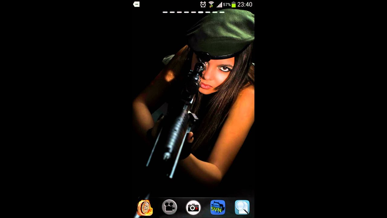 U.S. ARMY LIVE WALLPAPER FOR ANDROID - YouTube