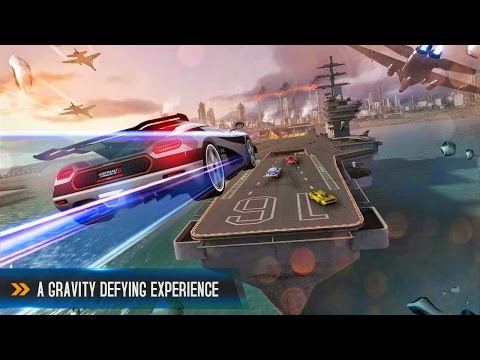 Asphalt 8 Airborne - San Diego Harbour - Nissan 370Z Android Gameplay [HD]