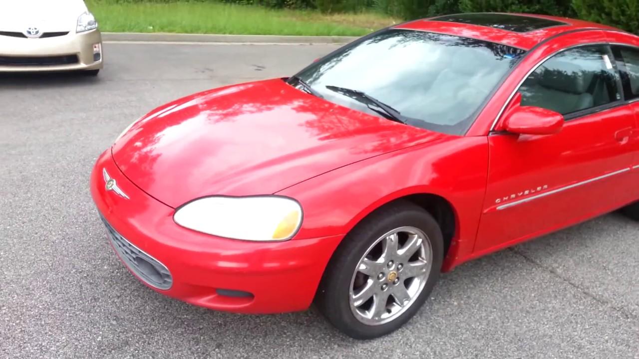 2001 sebring coupe
