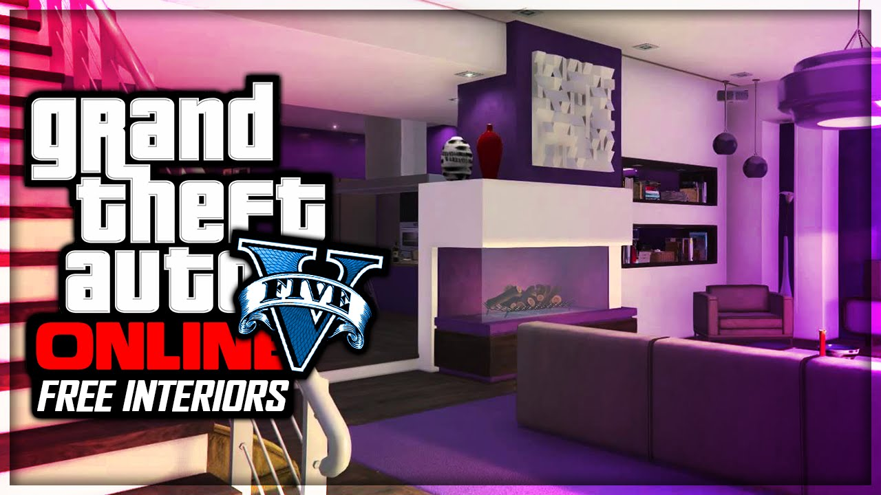 "gta 5 online - free ""custom interiors"" for your apartment! save"