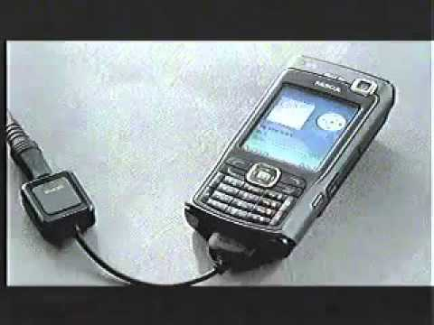 Nokia NSeries Music Edition Commercial