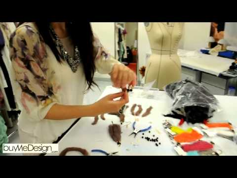 buymedesign: interview designer Chailie Ho faba J fashion jewelry