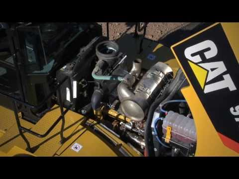 Cat K Series Engines Feature High Power Density