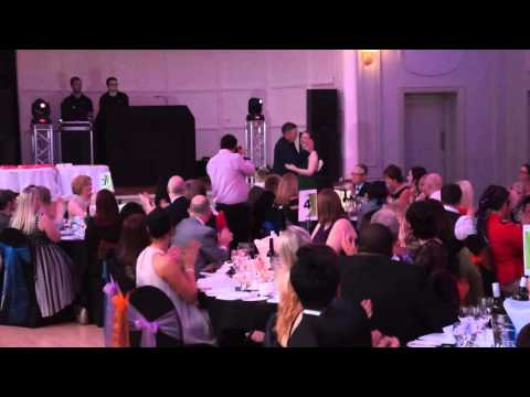 JDB Events - Tesco Bank & Travelex Awards 2016