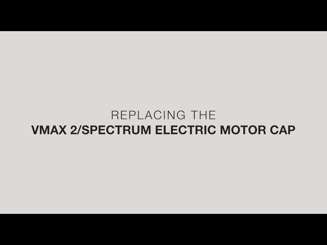 Elite Screens Synchronous Motor Repair Video