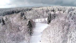 Taunus with snow; Königstein - Phantom CRASH! // Game of Thrones Cello Cover - Break of Reality//
