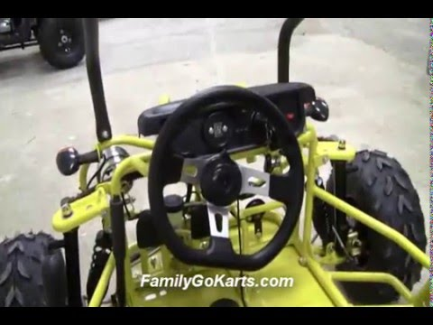 Tao GK110 Youth Go Kart