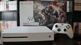 XBOX ONE S 1TB | UNBOXING
