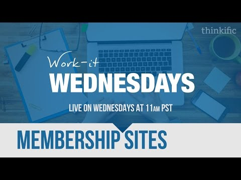 How To Create A Membership Site for Your Online Course