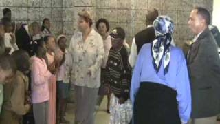 Praise At Ebenezer Care Centre In South Africa