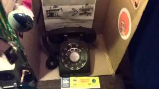 Rotary Phone Vs. Touch Tone