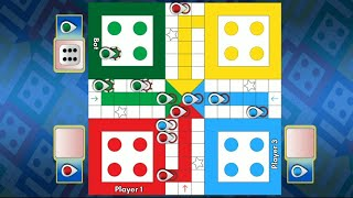 Download Ludo game in 2 player in Indian game | Ludo Download | Ludo King Gameplay #95