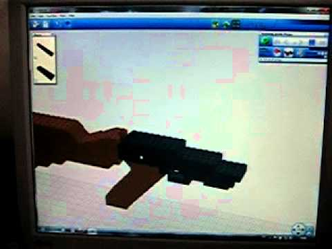 Lego Ak 47 Instructions Youtube