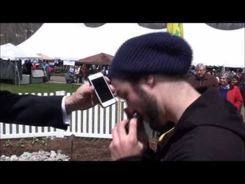 **2014 Meriden Daffodil Fest ~ Ocarinas & Rainsticks**