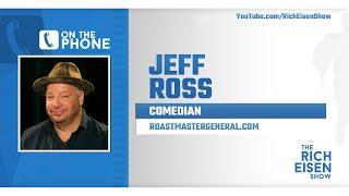Jeff Ross Talks Laugh Aid Benefit, Tiger King April Fools Prank & More w Rich Eisen | Full Interview