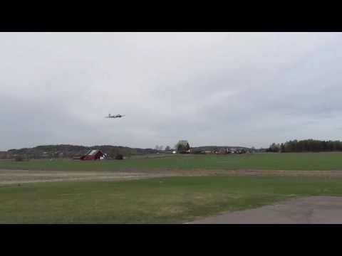 DC3   265cm WS from ESM radio controlled