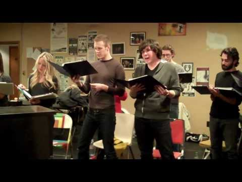 TOMMY WEEK 1   A snippet of MusicalFare's cast in music rehearsal!