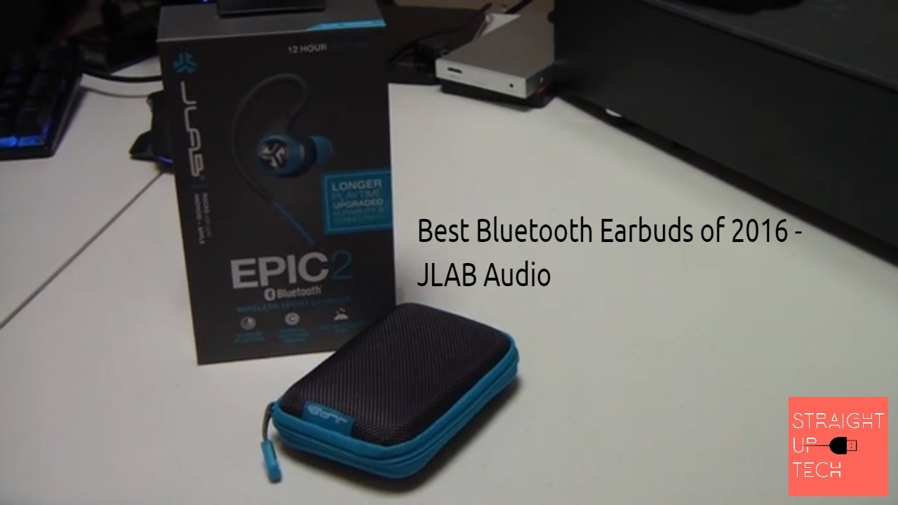 jlab epic 2 bluetooth earbuds full review youtube. Black Bedroom Furniture Sets. Home Design Ideas