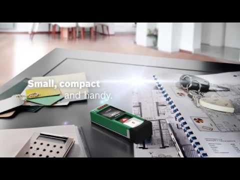 bosch plr 15 digital laser rangefinder youtube. Black Bedroom Furniture Sets. Home Design Ideas